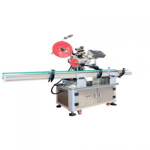 Box Top Corner Labeling Machine