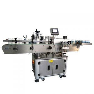 Front Back Stickers Labeling Machine