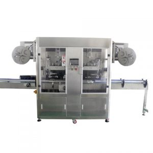Labeling Machine For Flat Bottle
