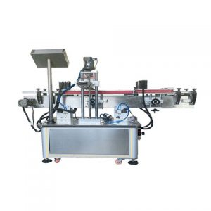 Back And Front Automatic Labeling Machine