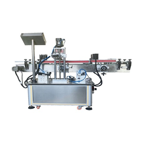 Guarantee 100% hot sale Manual Round Bottle Labeling Machine...