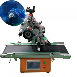 Wrap Sticker Labeling Machine