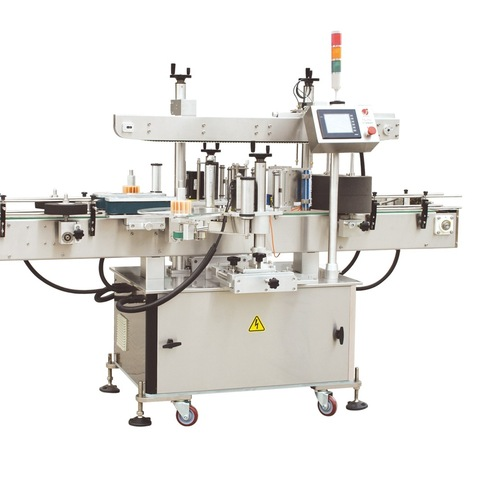 oval flat plastic bottles rolling labeling machines semi automatic...