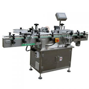 Labeling Machine For Zipper Bag