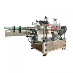 Auto Square Bottle Multisides Of 3 Labeling Machine