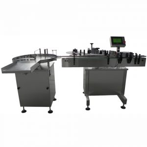 Automatic Labeling Machine For Canned Food