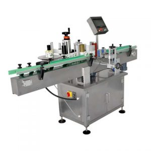 Automatic Coffee Labeling Machine