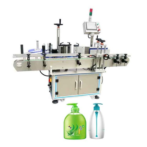 Automatic Jar Labeling Machine, Label Applicator Machine ...