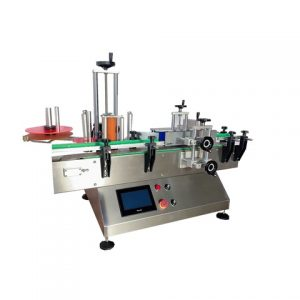 Professional Supplier Silicone Heat Transfer Labellabeling Machine