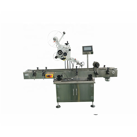 LT 60 Semi automatic Plane Surface Self adhesive Labeling Machine...
