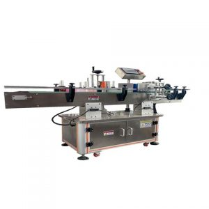 Big Round Bucket Labeling Machine