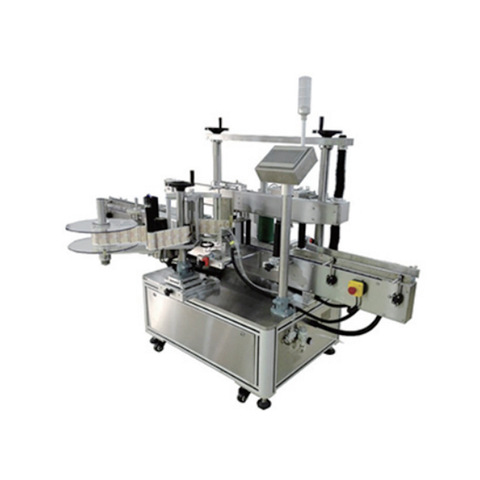 Semi Automatic Labeling Machine Round Label Applicators Labels...