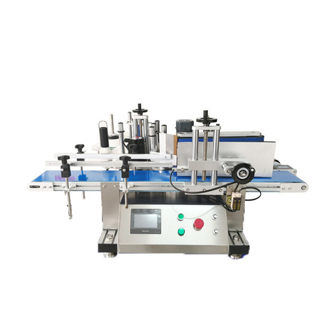 ZONESUN LT-50 Round Plastic Bottle Labeling Machine Round...