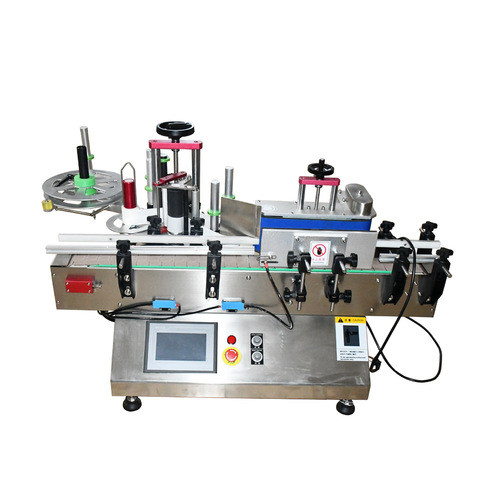 automatic round bottle labeler machine for Australian ...