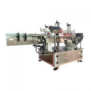 Paper Label Paste Labeling Machine Glue Labeling Machine