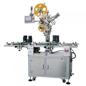 Two Sided Bottle Labeling Machine