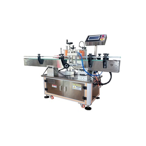 Labeling Machine , Bottle Labeller, Single/Double Sticker ...