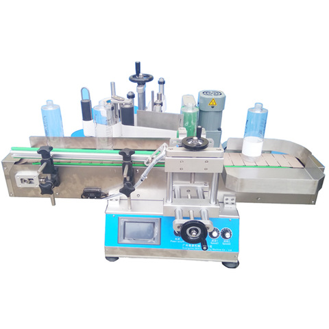 Automatic Top Side Self Adhesive Sticker Labeling Machine buy in...