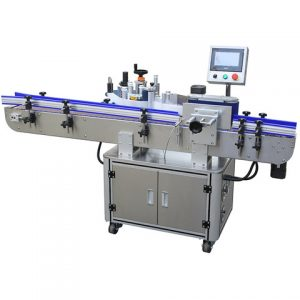 Automatic Big Round Bucket Or Pail Labeling Machine