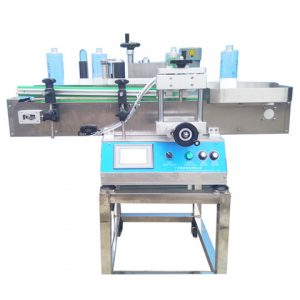 Hexagon Jars Labeling Machine