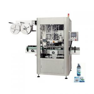 Automatic Two Sides Bottles Adhesive Sticker Labeling Machine