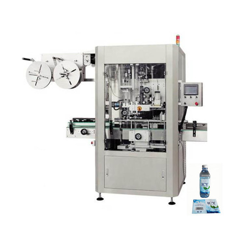 labeling machine for cosmetic tube