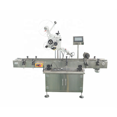 YXT-TL40 automatic double sides labeling machine for bottles