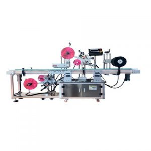 Bottle Label Applicator Beer Labeling Machine