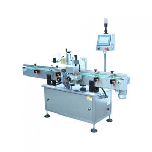 Top Plane Automatic Adheisve Labeling Machine