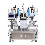 Horizontal Automatic Pharmaceutical Small Bottle Label Labeling Machine