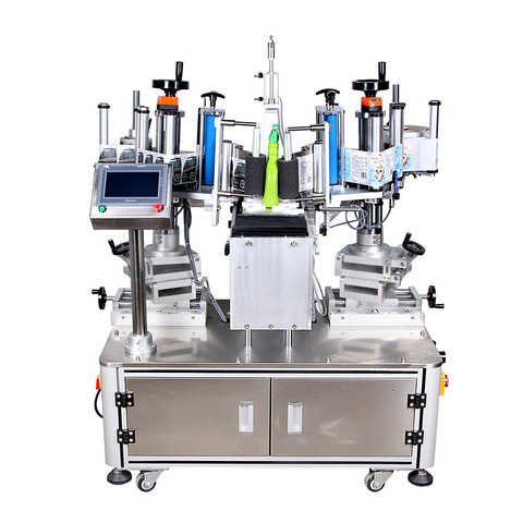 automatic glue paper labeling machine, automatic glue paper...