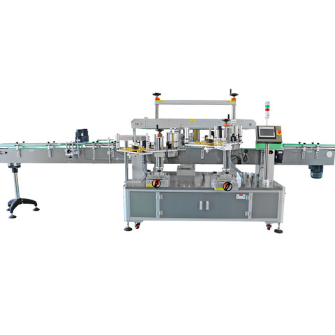 Manual Square/Hexagonal Bottle Labeling Machine