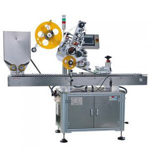 Bag Top Labeling Machine