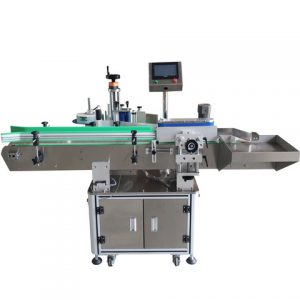 Factory Automatic Ketchup Bottle Labeling Machine