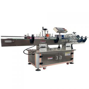 Box Top And Bottom Labeling Machine
