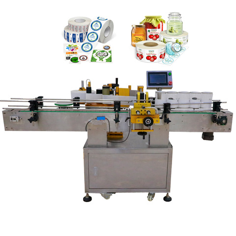 Labeling Machine - Double Side Labeling Machine Manufacturer...