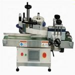 Vertical Round Object Label Applicator