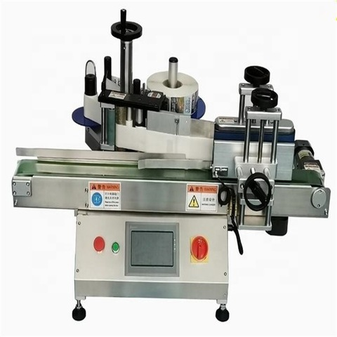 China ampoule sticker labeling machine factories, ampoule sticker...