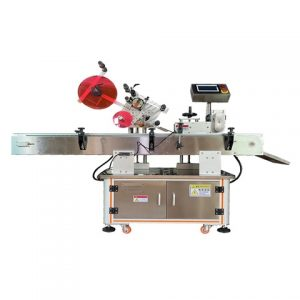 Automatic Double Sides Surface Labeling Machine