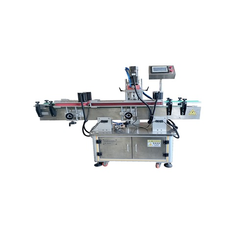 Experienced supplier of vial labeling machine, horizontal labeling...