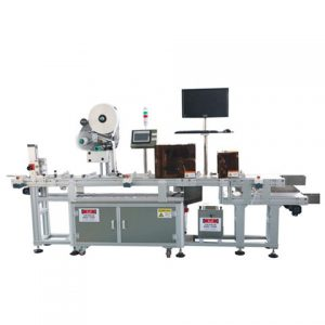 High Speed Automatic Labeling Machine For Beverage Bottle