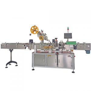 Automatic Adhesive Sticker Water Bottle Packaging Labeling Machine