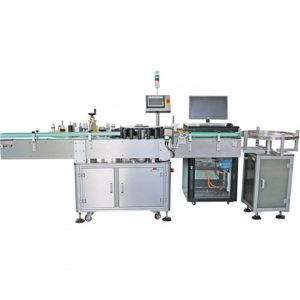 Auto Wraparound Labeling Machine