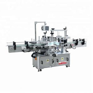 Automatic Labeling Machine For Oil Type Bottle