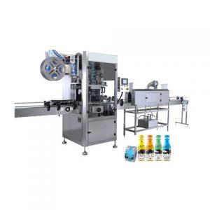 High Technology Sticker Labeling Machine For Round Bottle