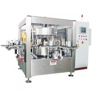 Hydraulic Oil Labeling Machine