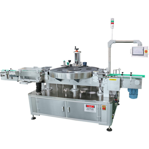 Semi Automatic Round Bottle Labeling Machine FEATURES