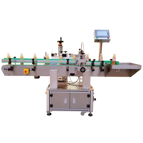 Automatic Round Bottle Labeling Machine - Buy round bottle...