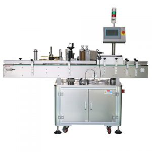Automatic Aerosols Sticking Labeling Machine