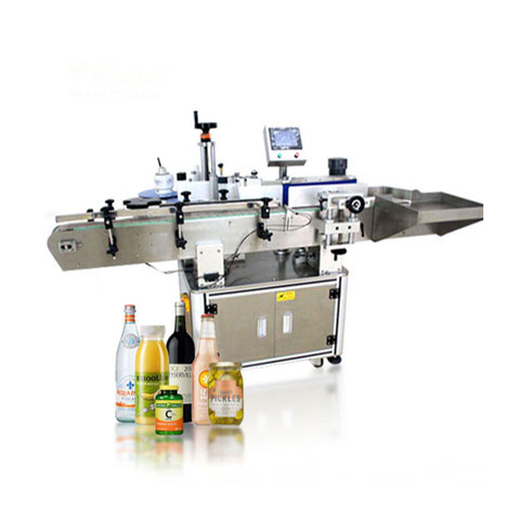 Bottle Sticker Labelling Machine at Best Price in India